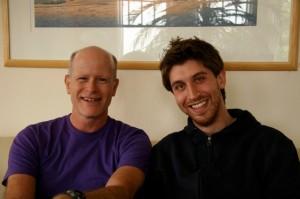 Jeff Foster and Jon Bernie