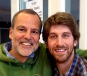 Jeff Foster and Florian Schlosser
