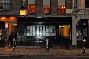 The Cheshire Cheese Pub